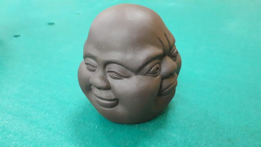 Meditazione dietro la maschera