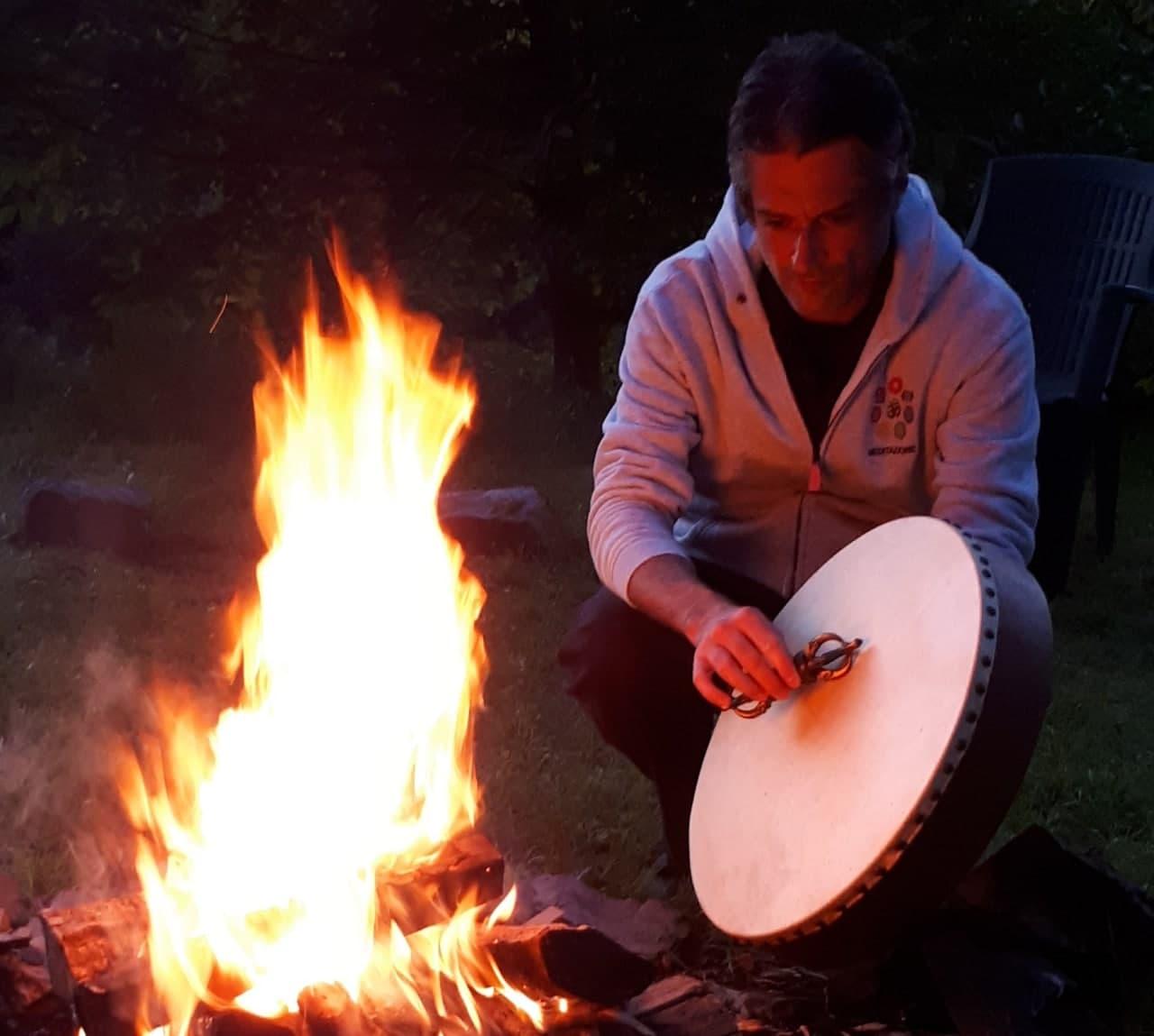 meditazione tribale